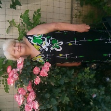 Фотография девушки Светлана, 67 лет из г. Славута