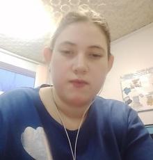 Фотография девушки Юля Солодкая, 18 лет из г. Новоаннинский