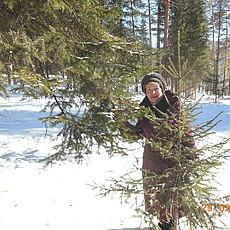 Фотография девушки Татьяна, 63 года из г. Саянск