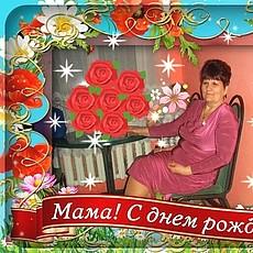 Фотография девушки Зина, 64 года из г. Копыль