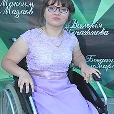 Фотография девушки Дарина, 19 лет из г. Старобельск