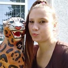Фотография девушки Крестина, 21 год из г. Белыничи