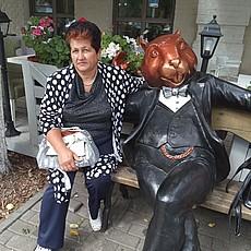 Фотография девушки Нина, 63 года из г. Глуск