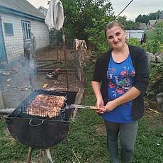 Фотография девушки Снижана, 24 года из г. Оржица