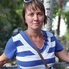 Фотография девушки Светлана, 44 года из г. Кондопога